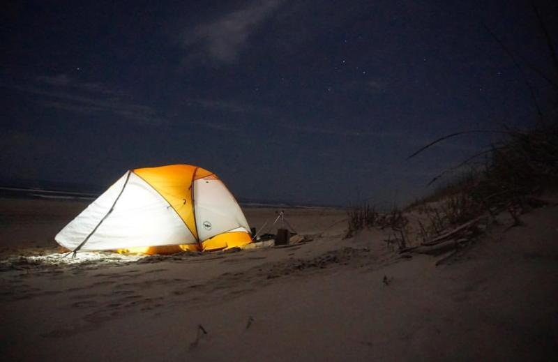 False Cape State Park Camping