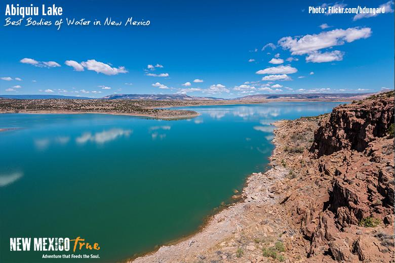 Best Bodies of Water in New Mexico