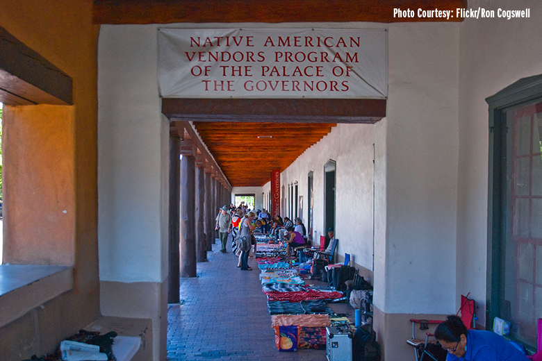 Palace of the Governors; Santa Fe