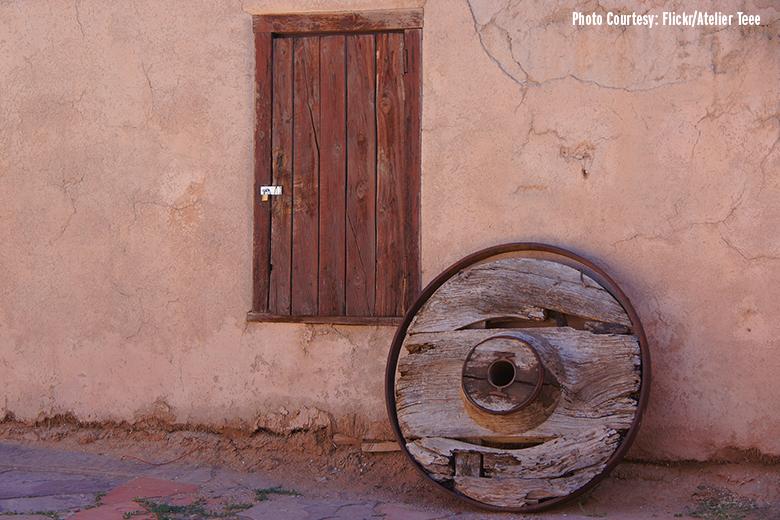 Kit Carson Home; Taos