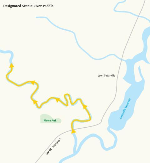 Paddle Trip: Designated Scenic River Paddle