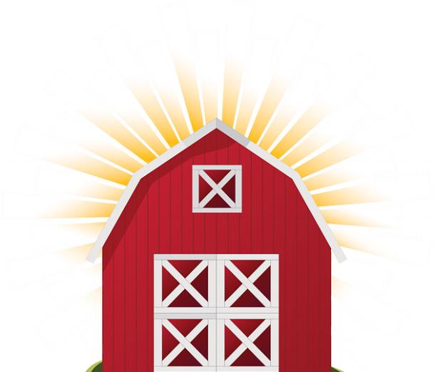 Art in the Barn Logo