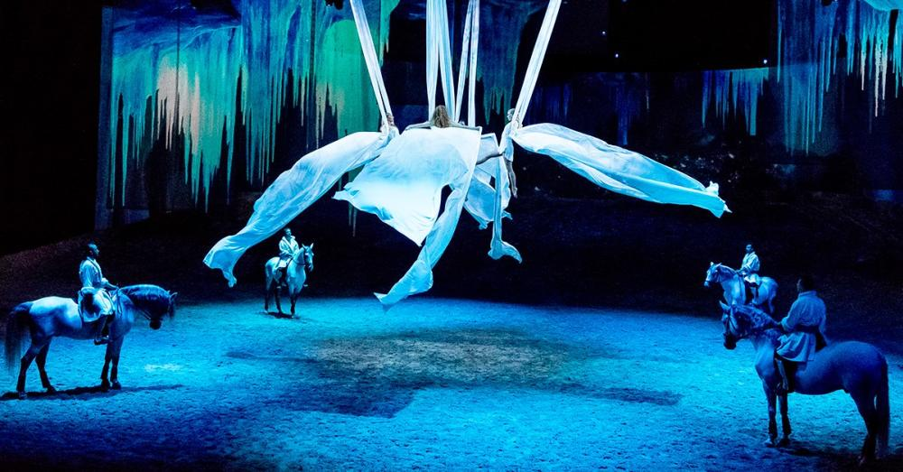 Cavalia Odysseo The White Big Top, Winnipeg