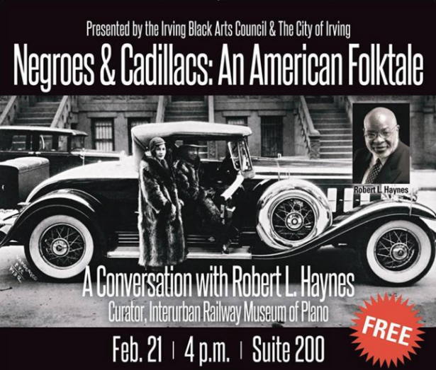 Negroes and Cadillacs: An American Folktale