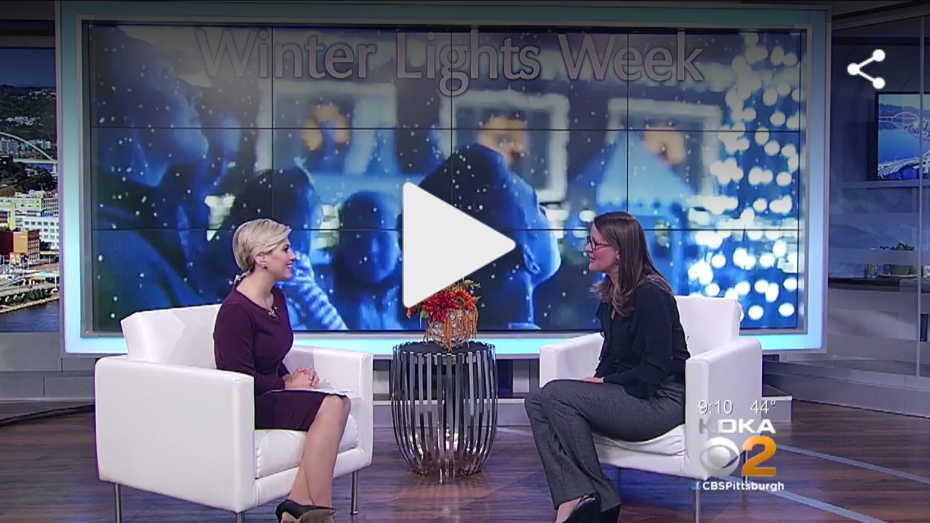 Winter Lights Week: Laurel Highlands