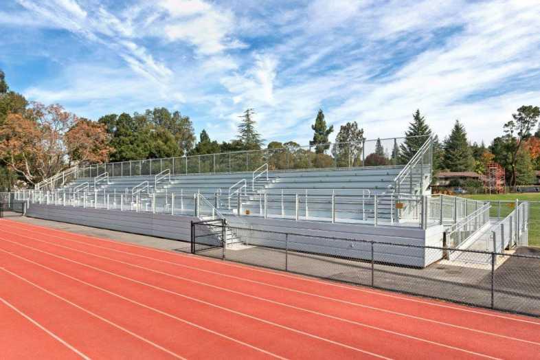 Los Gatos - Football and Track - 7