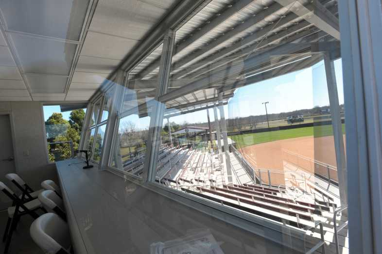 Brownwood Independent School District - Softball Stadium - 7