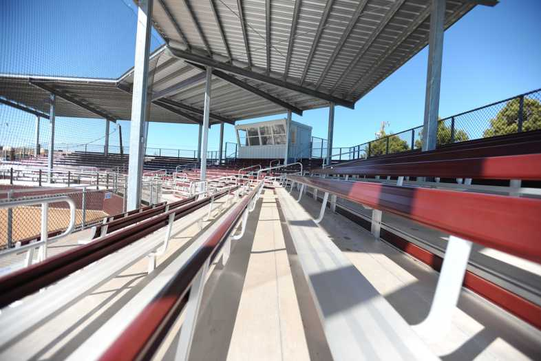 Brownwood Independent School District - Softball Stadium - 8