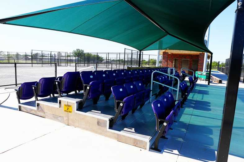 Hardin-Simmons University - Tennis Facility - 2
