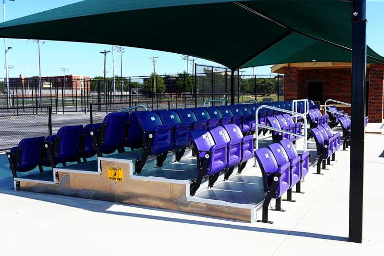 Hardin-Simmons University - Tennis Facility - 1