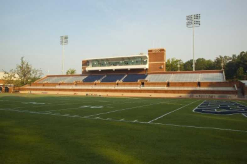 Football Bleachers - University of Richmond
