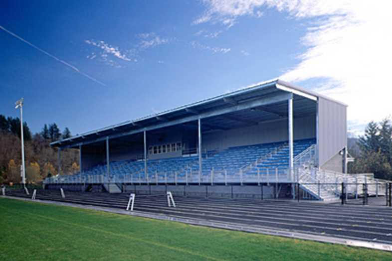 Football Bleachers - Sultan High School