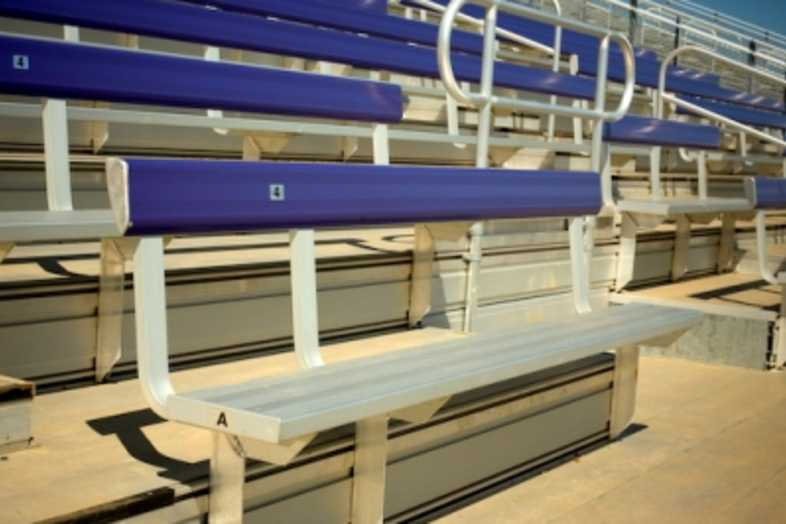 Football Bleachers - Riverview School District