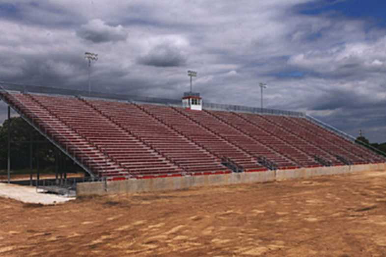 Fairgrounds Bleachers - Racine County