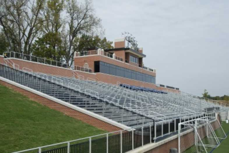 Football Bleachers - Butler University