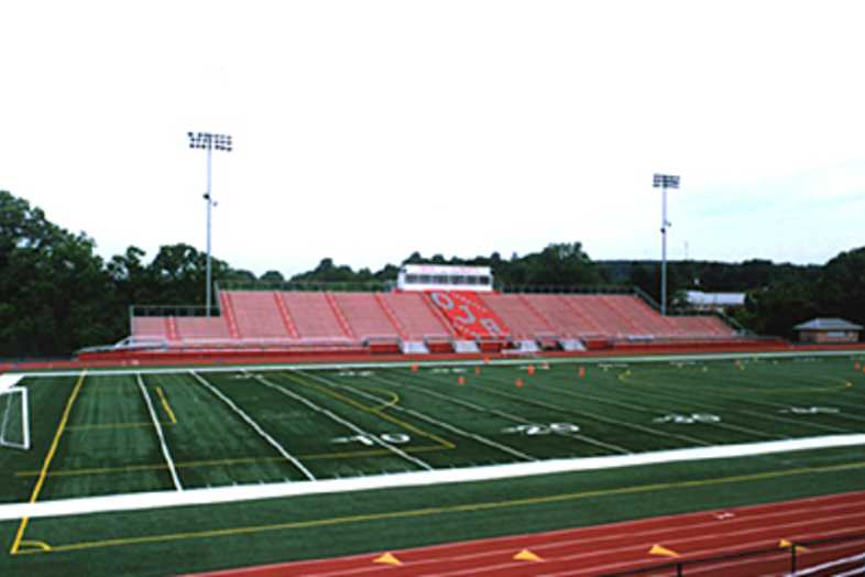 Football Bleachers - Owen J. Roberts School District