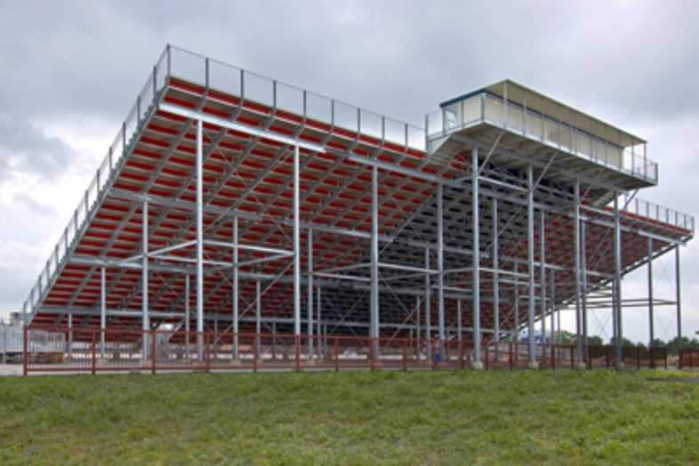 Football Bleachers - Madisonville ISD