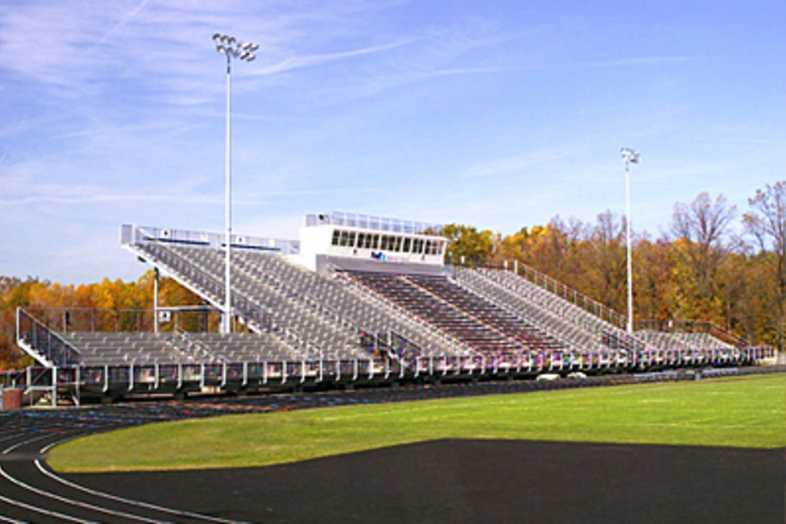 Football Bleachers - Green Local School District