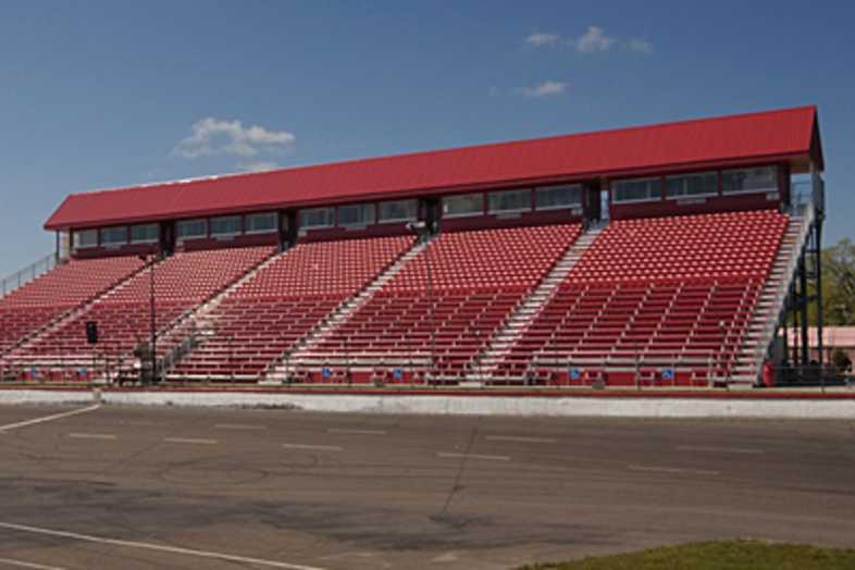 Bleachers - Elko Speedway