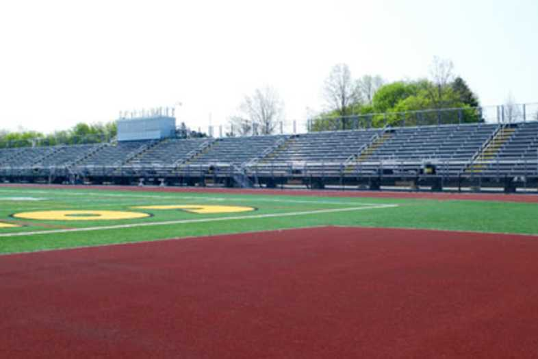 Football Bleachers - Commack UFSD