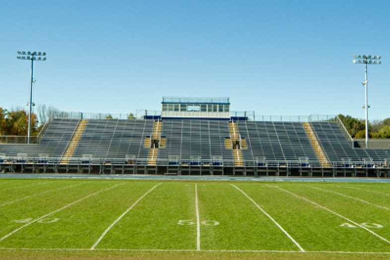 Football Bleachers - Chelsea School District