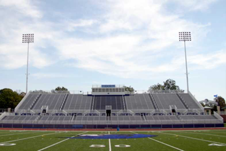 Football Bleachers - Chambersburg High School