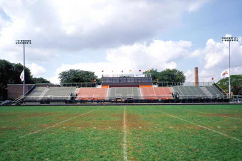 Football Bleachers - Brother Rice High School