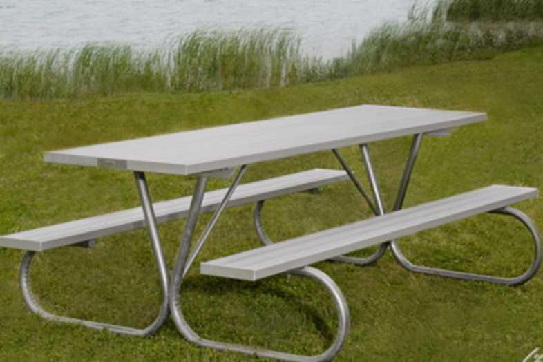 aluminum picnic tables. Picnic Tables | Aluminum
