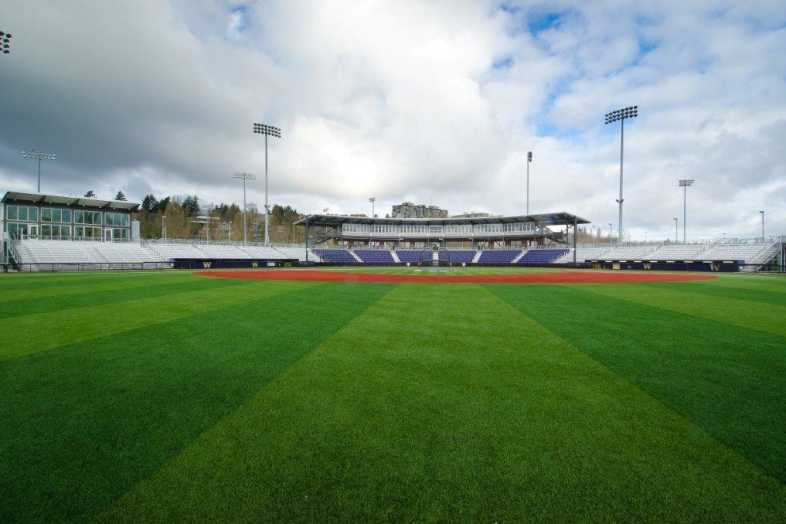 University of Washington - Husky Ballpark - 4