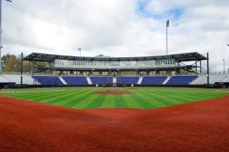 University of Washington - Husky Ballpark - 5