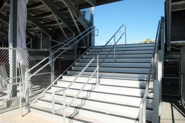 Covina-Valley Unified School District - Football Bleachers - 10