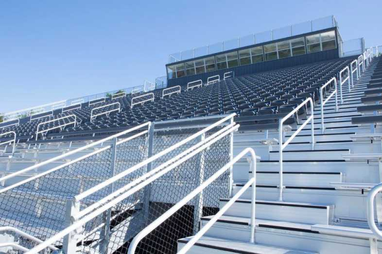 PITTSBURG INDEPENDENT SCHOOL DISTRICT - FOOTBALL BLEACHERS - 4