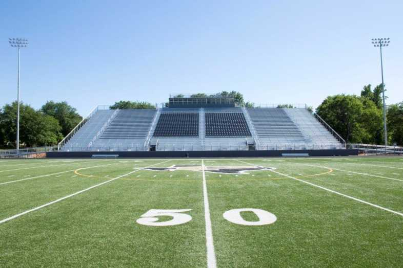 PITTSBURG INDEPENDENT SCHOOL DISTRICT - FOOTBALL BLEACHERS - 1