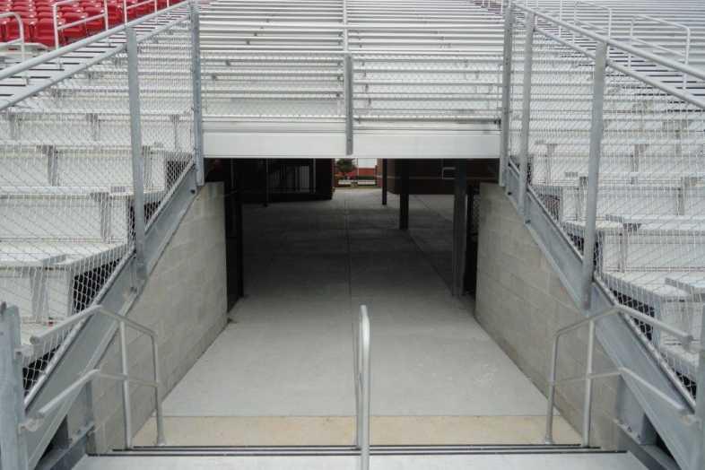 Jarrell Williams Bulldog Stadium - Springdale High School - 7