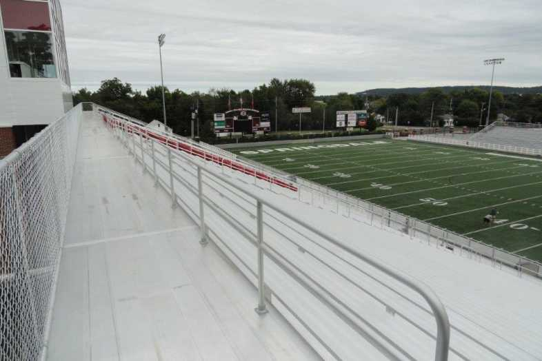 Jarrell Williams Bulldog Stadium - Springdale High School - 5