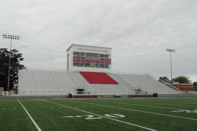 Jarrell Williams Bulldog Stadium - Springdale High School - 4