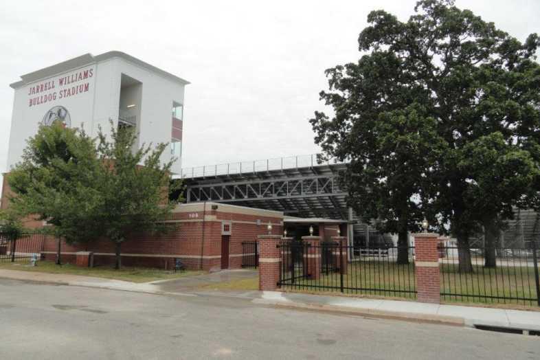 Jarrell Williams Bulldog Stadium - Springdale High School - 2