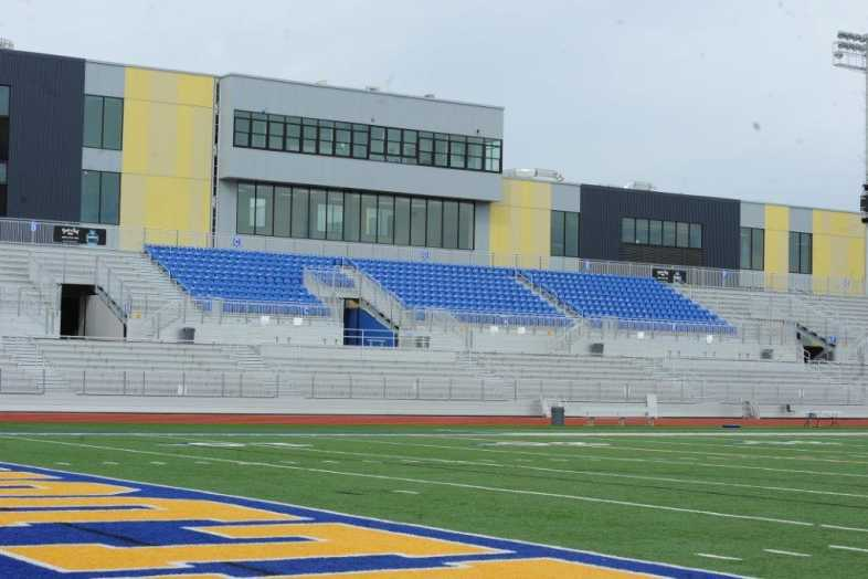 North Little Rock School District - Football Bleachers - 7