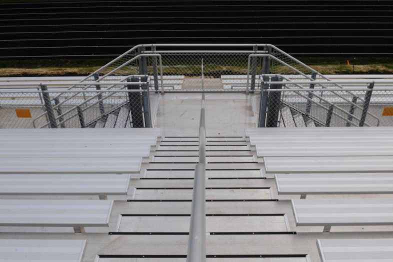 Galesburg - Football Bleachers - 2