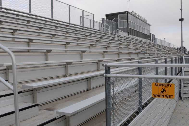 Galesburg - Football Bleachers - 4
