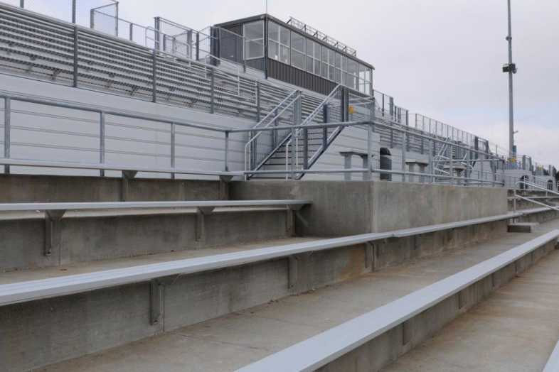 Galesburg - Football Bleachers - 6