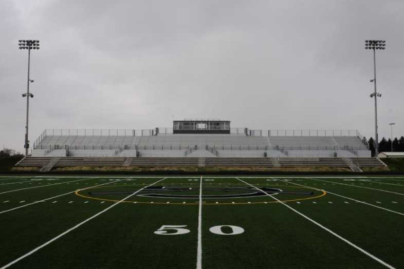 Galesburg - Football Bleachers - 7
