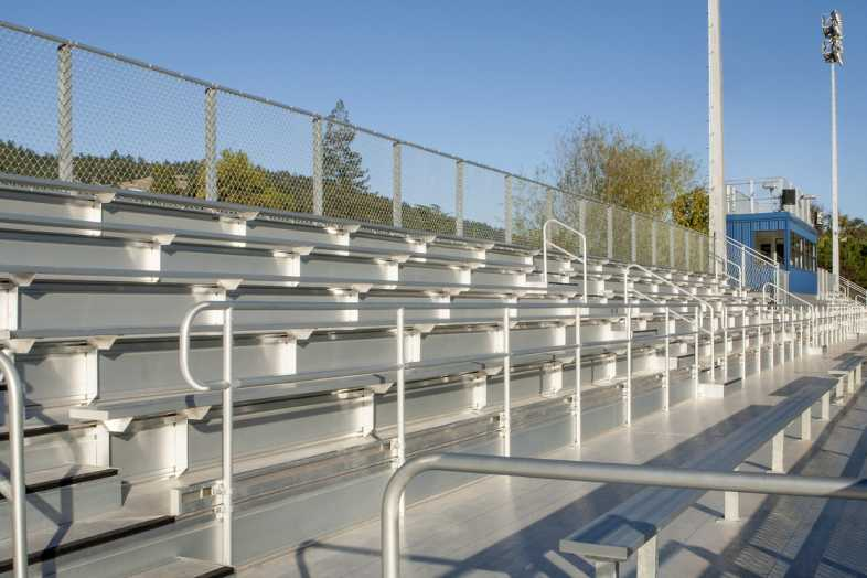 Cloverdale USD Football Stadium - 4