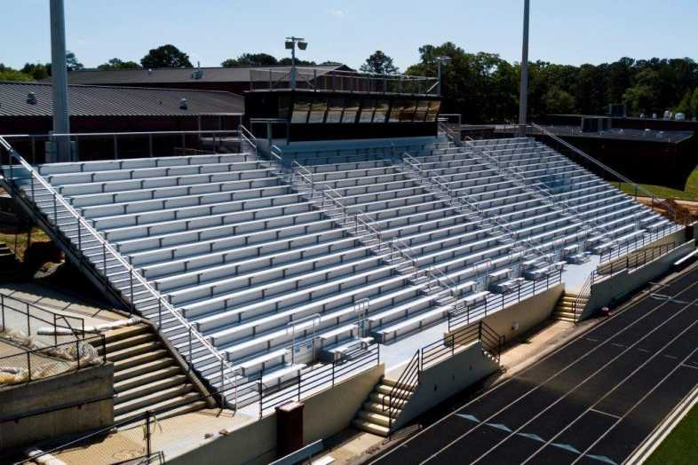 CARROLL COUNTY SCHOOL DISTRICT - FOOTBALL BLEACHERS - 4