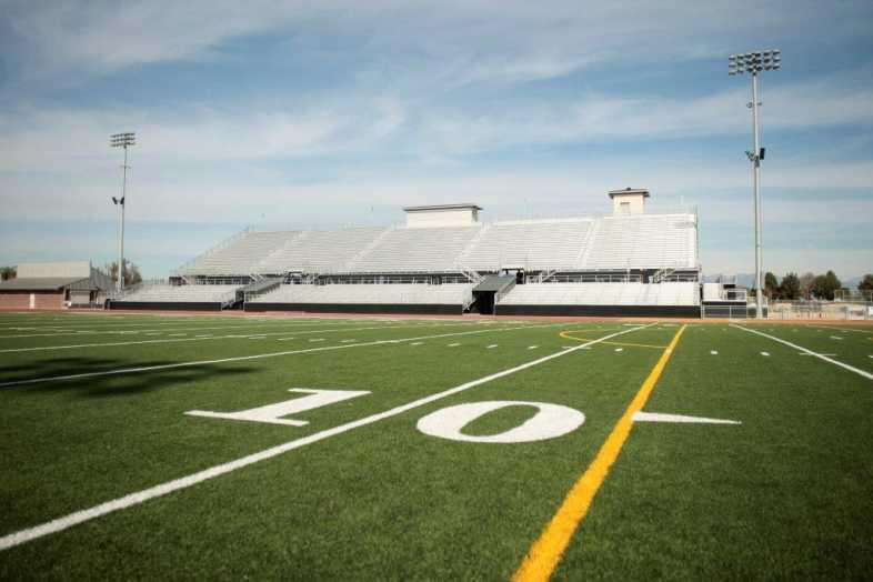Whittier Union High School District - Football Bleachers - 2