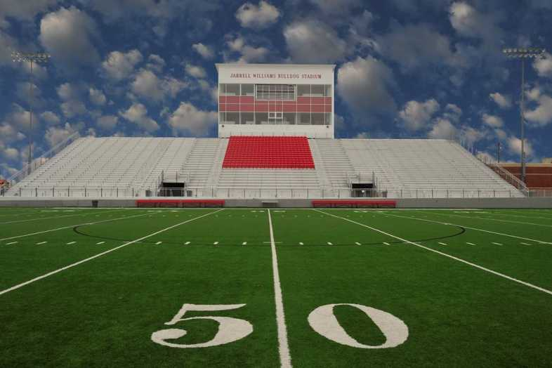 Jarrell Williams Bulldog Stadium - Springdale High School - 1