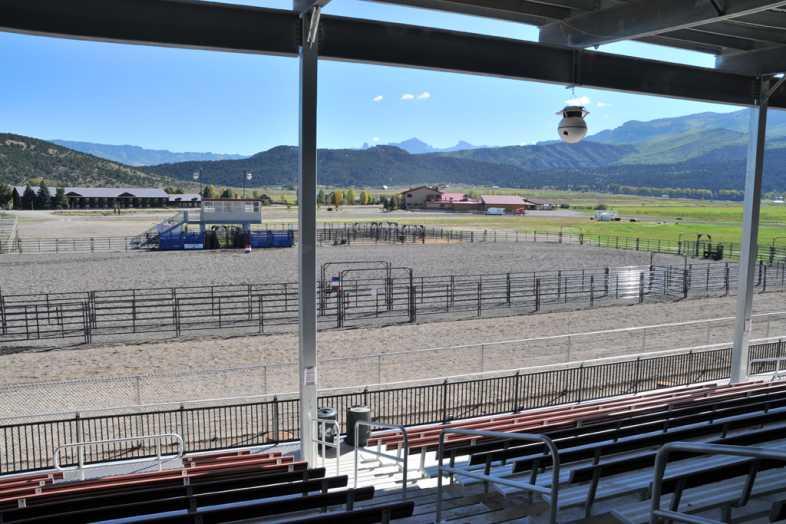 Ouray County Fairgrounds Bleachers - 3