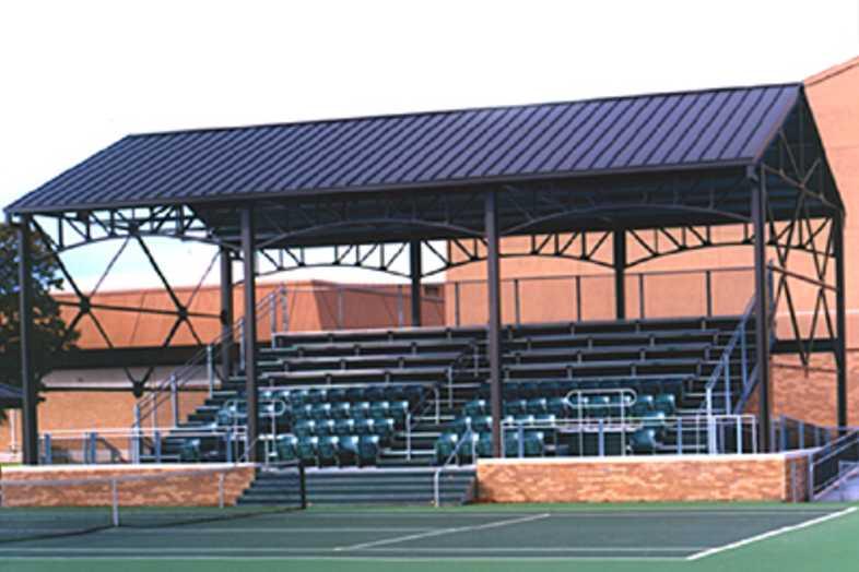 Bleachers - Abilene Christian University