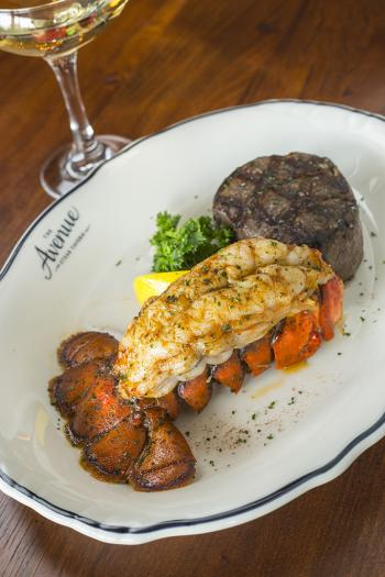 The Avenue Surf & Turf