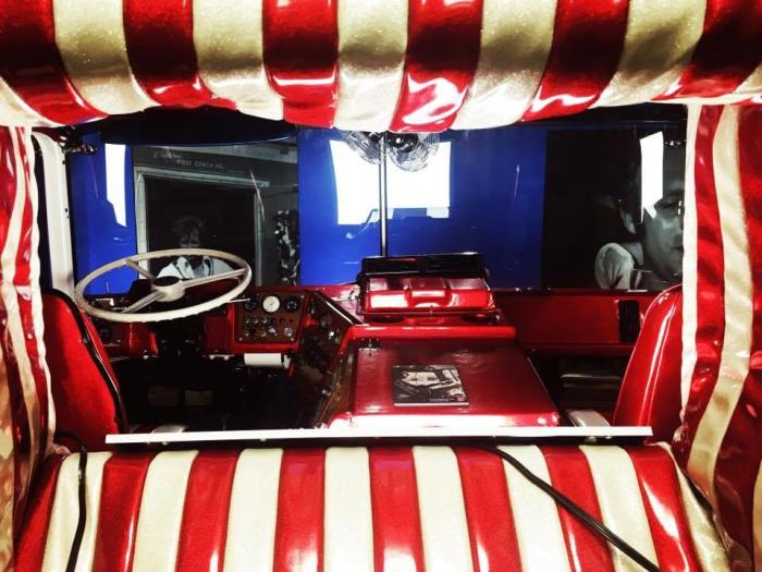 Evel Knievel - Truck Cab